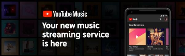 YouTube Music aterriza oficialmente en España