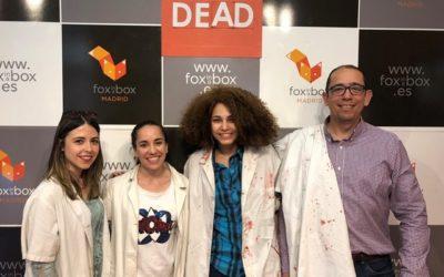 Actividad de Team Building: escapando del laboratorio zombie