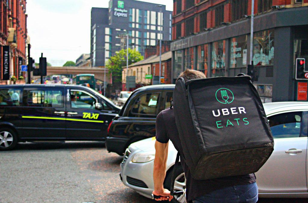El ambicioso plan de crecimiento de UberEats