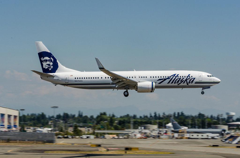 Alaska Airlines colaborará con Neste para testear el uso de combustibles renovables en el sector de la aviación comercial
