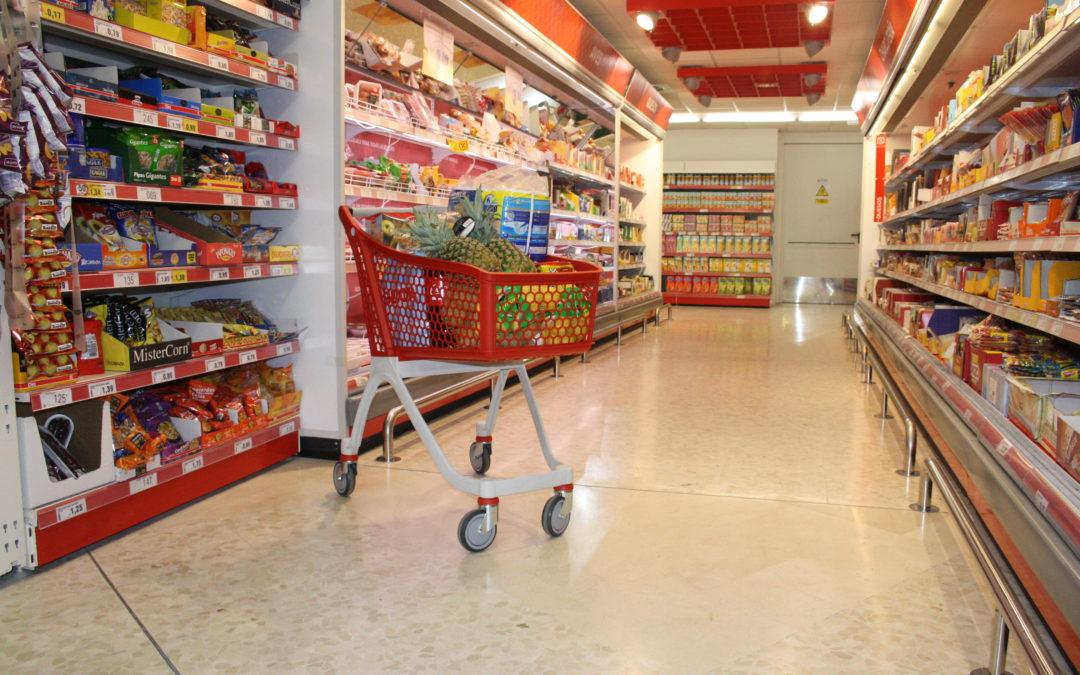 Mercadona y Lidl las únicas cadenas que ganan cuota de mercado