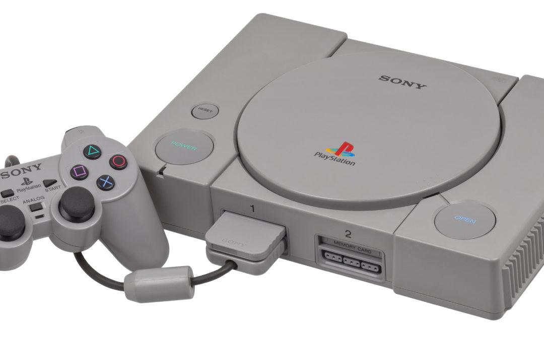 Sony lanzará una PlayStation classic mini
