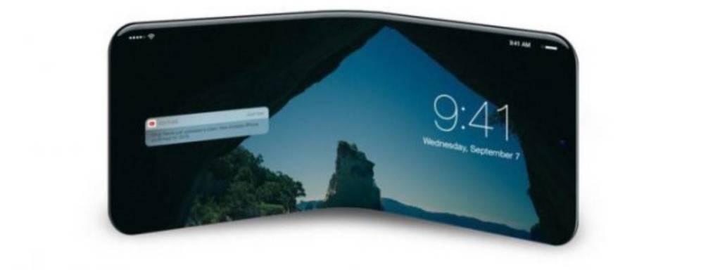 Ya sabemos como funcionará el Iphone plegable