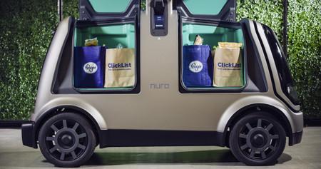 La empresa de telecomunicaciones SoftBank invierte 830 millones de euros en la 'start up' de vehículos autónomos Nuro