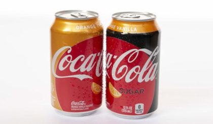 El nuevo sabor de Coca-cola