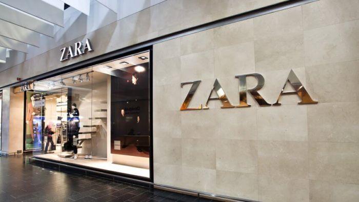 Zara trabaja en la implantación de nuevas tecnologías para competir contra las tiendas online