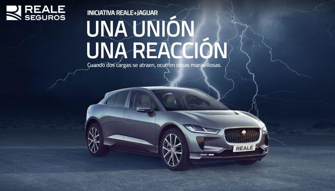 Jaguar y Reale Seguros respetan el medio ambiente