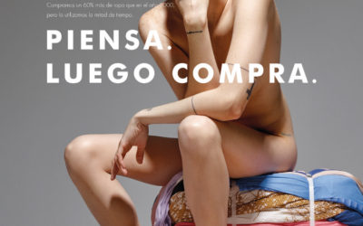 Adolfo Domínguez incita a un consumo responsable