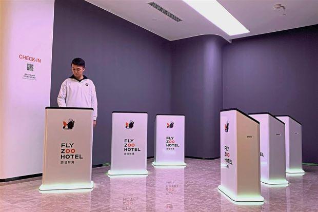 La industria hotelera se adapta a la era digital con tecnología de vanguardia