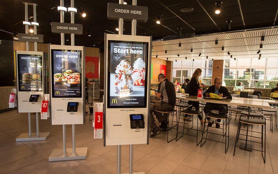 McDonalds compra una empresa tecnológica para mejorar la experiencia del cliente