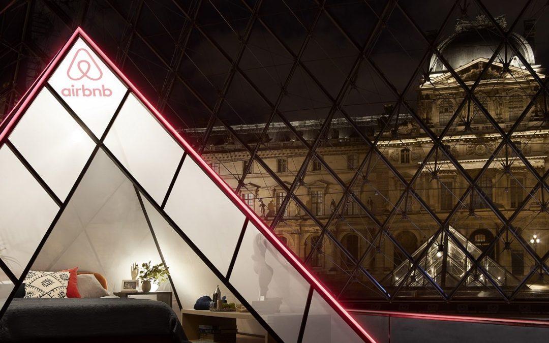 Airbnb sortea una noche en el Museo del Louvre