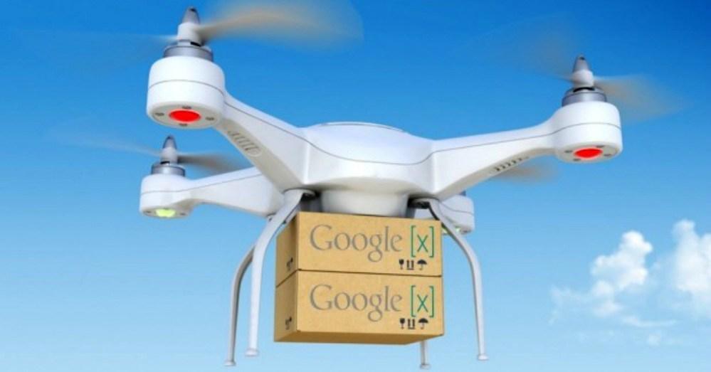 Google consigue la primera licencia para la entrega con drones en EEUU