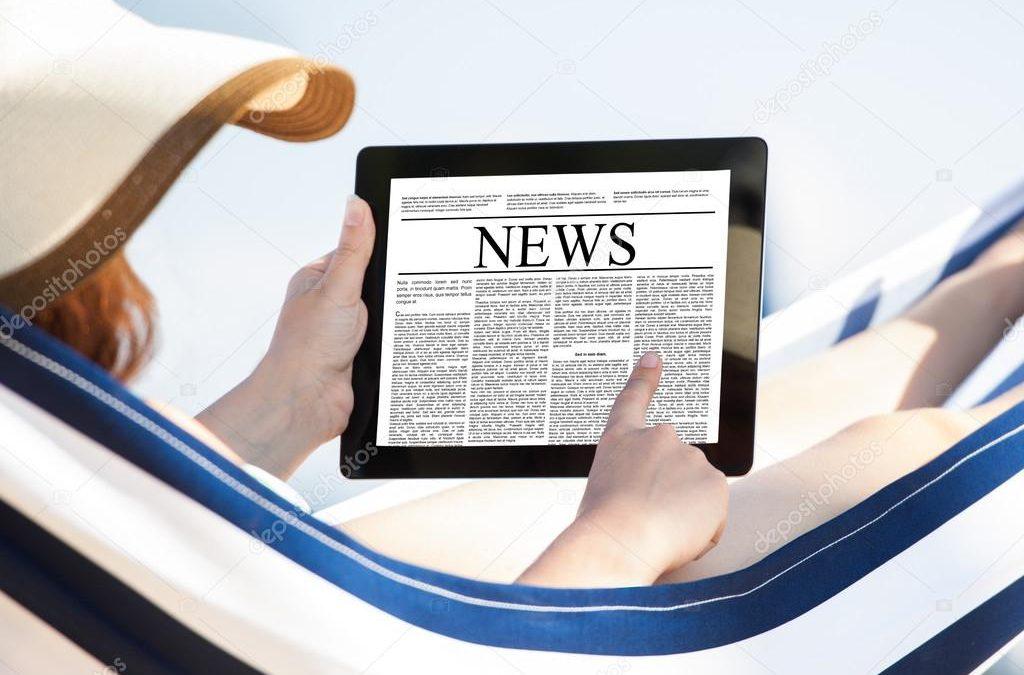 La publicidad de la prensa digital supera a la del formato impreso