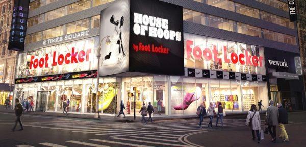 Foot Locker abrirá una tienda experiencial en Manhattan para competir con Nike