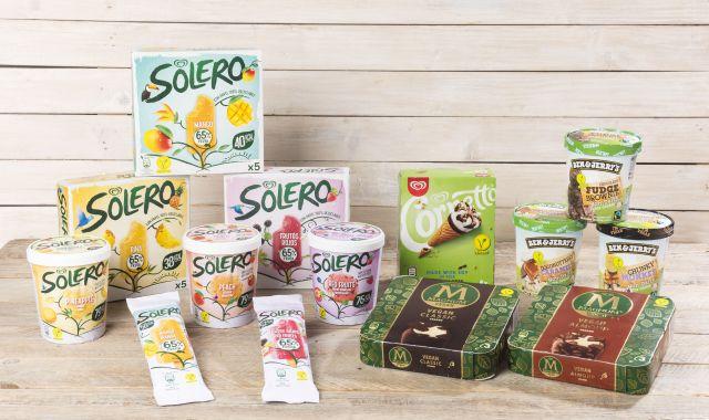 Frigo lanza nuevos helados veganos para seducir al consumidor 'veggie'