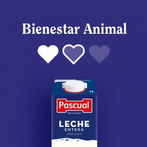 Nueva campaña de Leche Pascual para impulsar los valores de marca