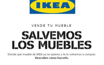 Sostenibilidad gracias al alquiler de muebles de IKEA