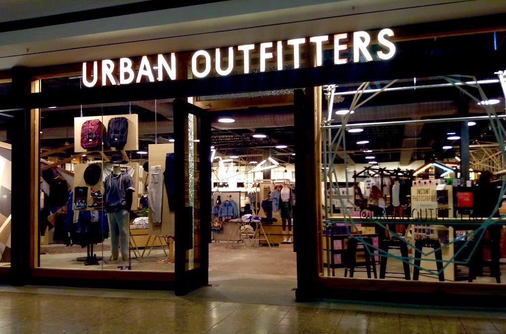 Urban Outfitters lanza un servicio de alquiler de ropa
