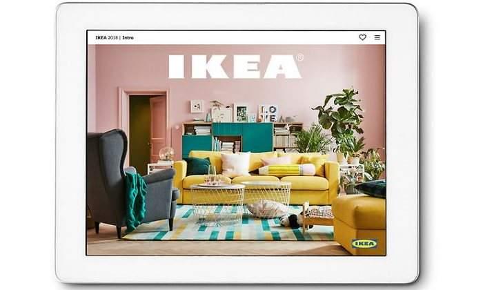 Ikea lanza su nueva aplicación de realidad aumentada
