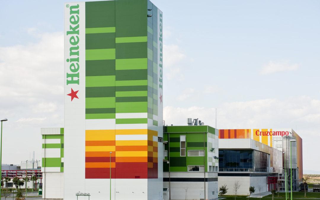 Heineken implementa la tecnología de impresión 3D en su producción