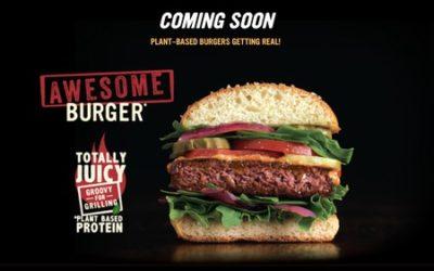 Nestlé apuesta por las hamburguesas veganas