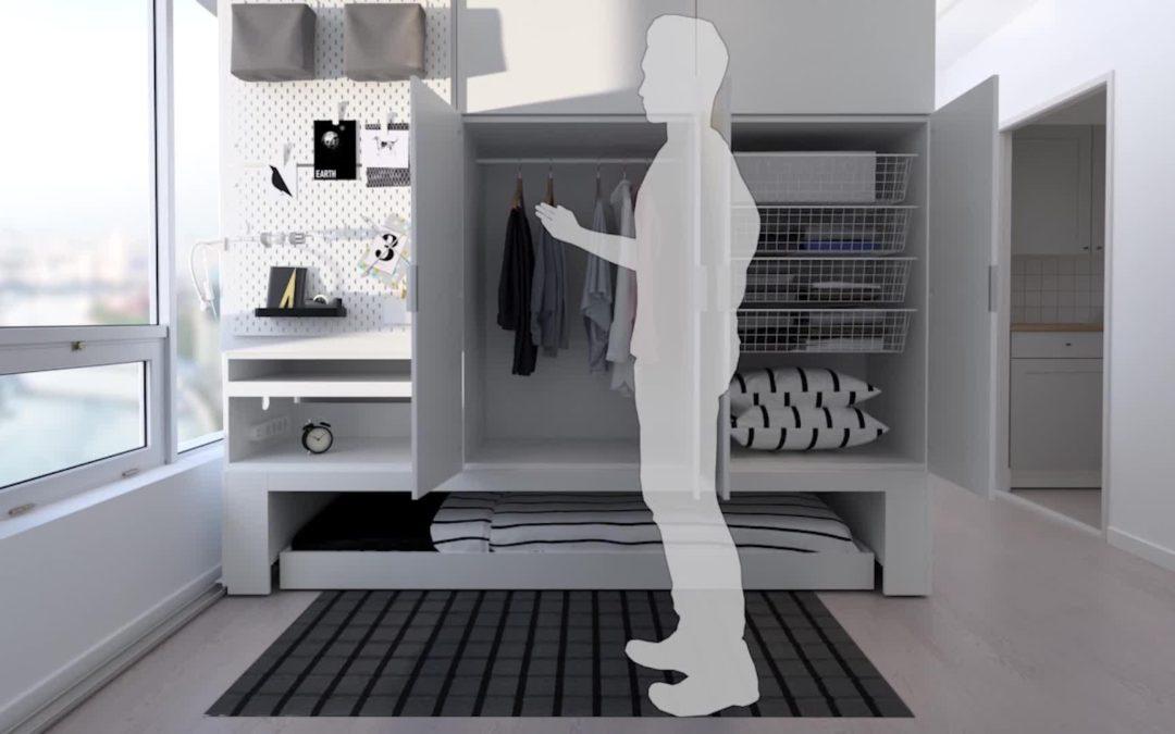 Nuevos armarios digitales de IKEA