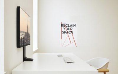Space Monitor por fin permite trabajar con un escritorio despejado