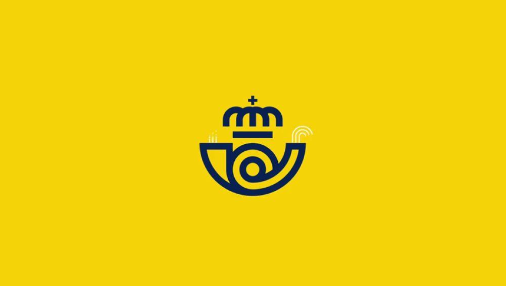 Correos adapta su logo a los nuevos tiempos