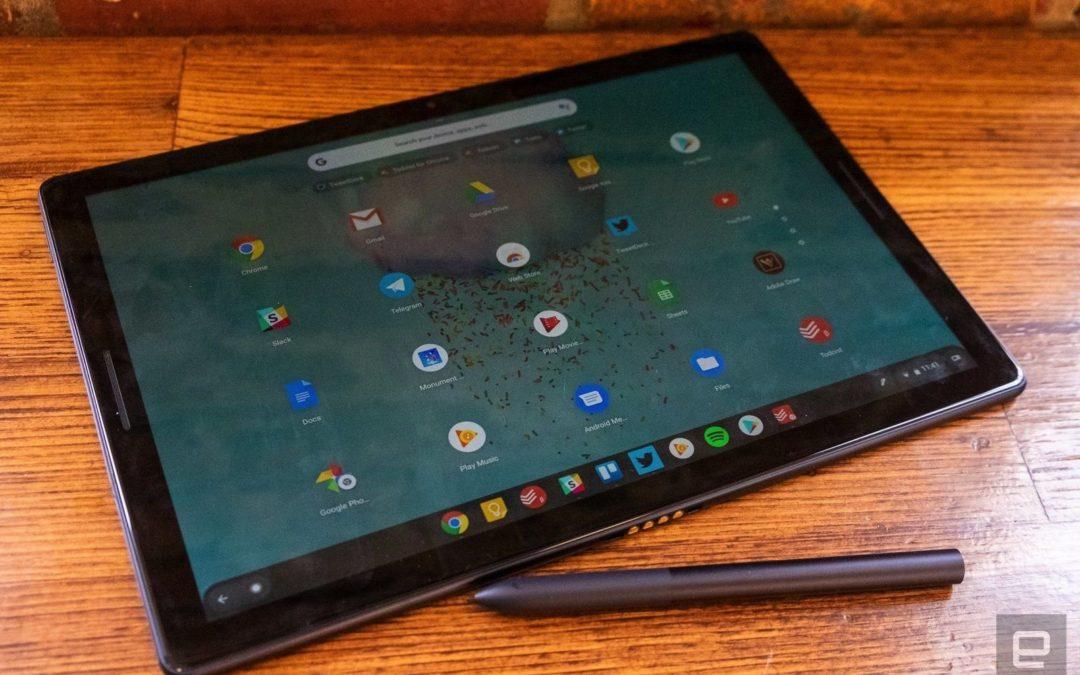 Google centrará su estrategia en ordenadores portátiles y smartphones, no más tablets.
