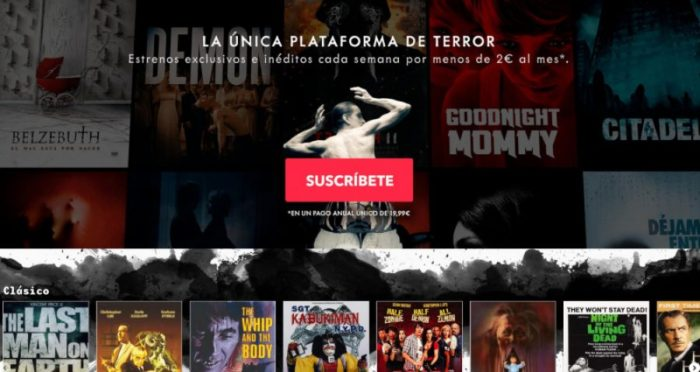 Planet Horror: la nueva plataforma en streaming especializada en el cine de terror