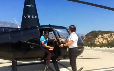 Uber lanza un servicio de traslado al aeropuerto JFK en Estados Unidos