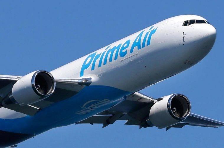 Amazon apuesta por una logística aérea propia
