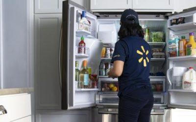 Walmart apuesta por un servicio de reparto que ordena la compra de sus clientes