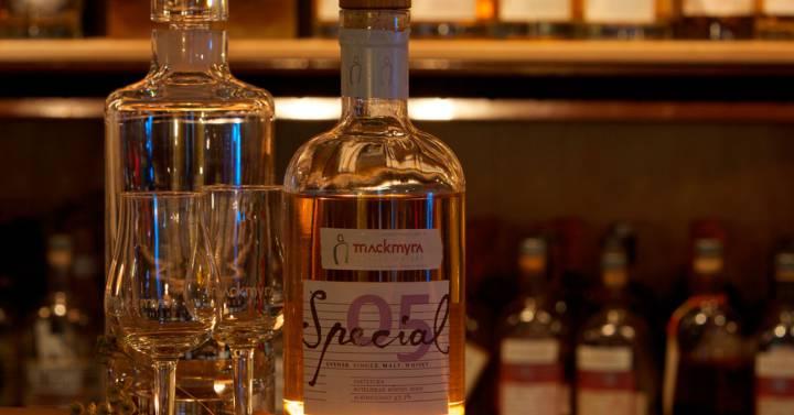 El primer whisky del mundo creado con Inteligencia Artificial
